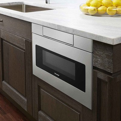 """SHARP SMD3070AS Microwave Drawer Oven, 30"""", Stainless Steel"""