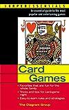 Card Games (Harper Essentials)