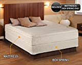 """Product review for Comfort Pedic Firm Pillow Top (Eurotop) Queen 60""""x80""""x11"""" Mattress & Box Spring set - Sleep System with Enhance Support- Fully Assembled, Plush Knit Cover, Great for your Back by Dream Solutions USA"""