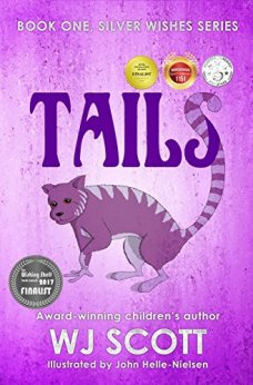 Tails (Silver Wishes Book 1) by [Scott, WJ]