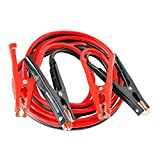 ALEKO CH-NA006 Heavy Duty 4 GA Booster Cable Jumping Cables Power Jumper Auto Battery Booster Cables CCA, 16' L