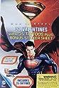 Superman Man of Steel 32 Valentines Cards with Tattoos Plus Bonus Sticker Sheet