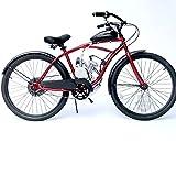 Bicycle Motor Works - Cranberry Cruiser Motorized Bike Kit