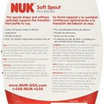 NUK-Replacement-Silicone-Spout-Clear-Pack-of-1