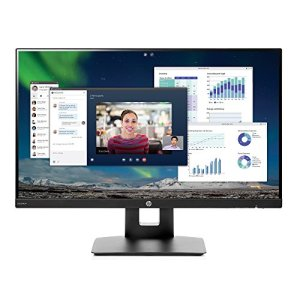 HP VH240a 23.8-Inch Full HD 1080p IPS LED Monitor with Built-In Speakers and VESA Mounting, Rotating Portrait… 3