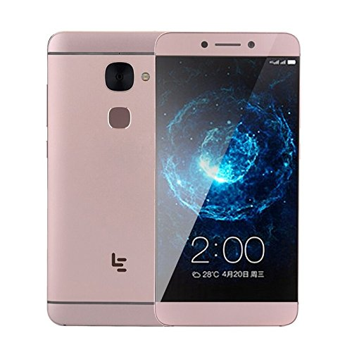 Letv Le 2 X620, RAM 3GB+ROM 32GB, 4G FDD-LTE 5.5 inch EUI 5.6 MTK6797 X20 Ten Core 2.3GHz Smart Phone 8.0MP+ 16.0MP, Dual SIM (Gold)