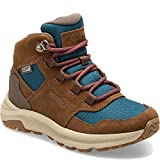 Merrell Kids' Unisex M-Ontario 85 Wtrpf Hiking Boot, Dragonfly, 04.0 M US Big Kid