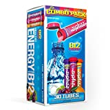 Zipfizz Healthy Energy Drink Mix, Hydration with B12 and Multi Vitamins, Variety Pack, 30 Count