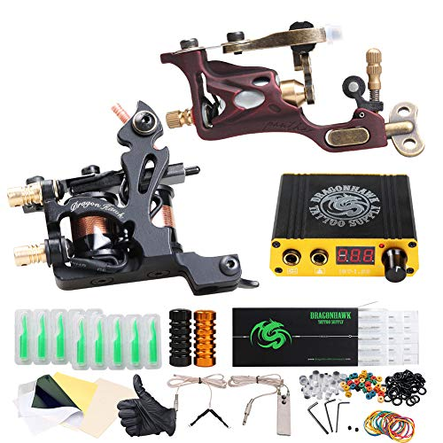 Top 10 Best Tattoo Machines in 2019 Reviews - Top10rec