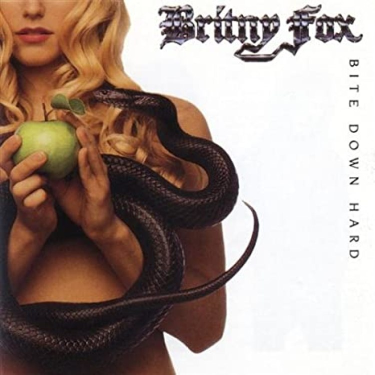 Britny Fox - Bite Down Hard - Amazon.com Music