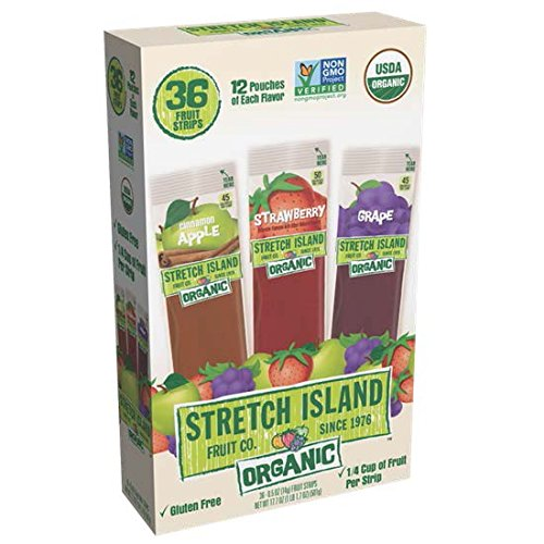 Stretch Island Organic Fruit Snacks