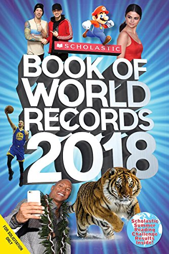 [scoka.READ] Scholastic Book of World Records 2018 by Scholastic [D.O.C]