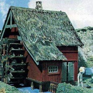 Heljan Gauge H0 Kit Water Mill 51hO0PKNoML