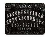 Computer Non-Slip Rubber Mouse Pad with Ouija board theme for girls by Rectangle Mousepad