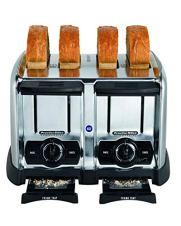Proctor-Silex-Commercial-4-Slice-Extra-Wide-Slot-Commercial-Toaster-Chrome-120-Volts-24850-Silver