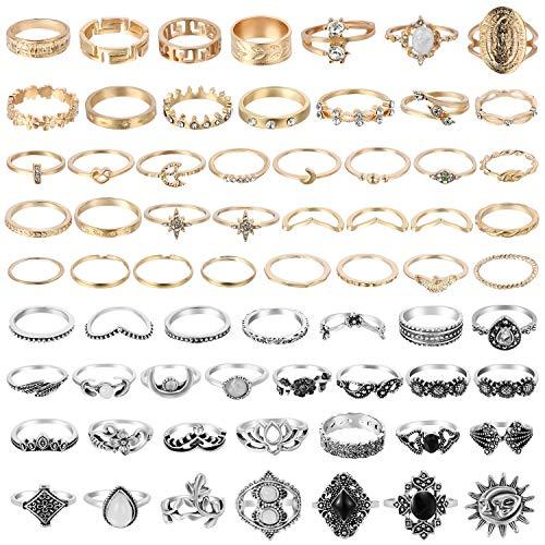 Vintage Knuckle Rings