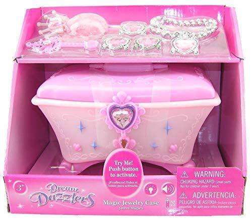 Toys R Us Dream Dazzlers Magic Jewelry Case