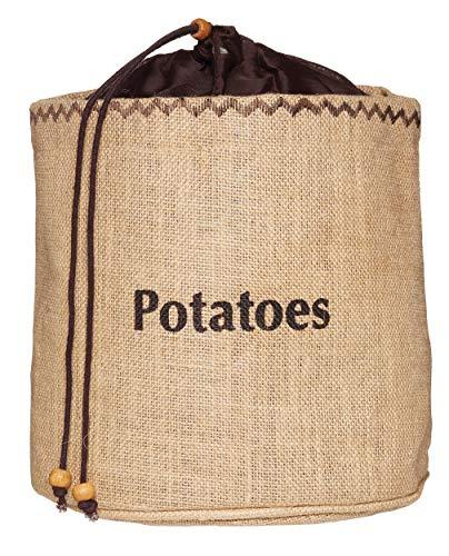 Burlap Potato Storage Sack