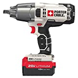 "PORTER-CABLE PCC740LA 1/2"" Cordless Impact Wrench"