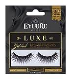 Eylure Faux Mink Eye Lashes, Gilded