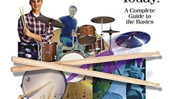 Exploring Jazz Drums Book - An Introduction to Jazz Styles