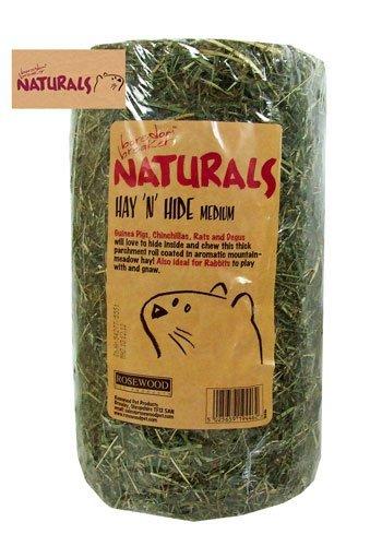 Naturals Hay 'n' Hide Med