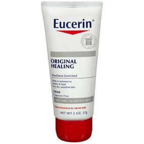 Eucerin Original Healing Enriched Creme 2 oz (Pack of 2)