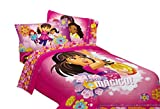 Nickelodeon Dora & Friends Hola Amigas 64' x 86' Comforter, Twin