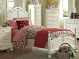 Product review for Cinderella Twin Bed by Homelegance in White
