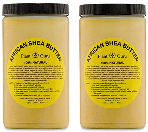 Raw African Shea Butter