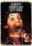 Happy Birthday To Me poster thumbnail