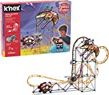 K'NEX Thrill Rides - Space Invasion Roller Coaster Building Set with Ride It! App - 438Piece - Ages 7+ Building Set
