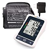 LotFancy Blood Pressure Machine, Large BP Cuff (11.8-16.5'), Digital Sphygmomanometer