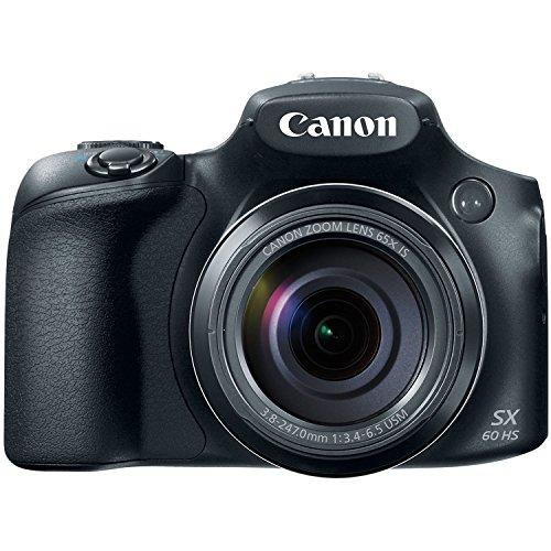 Canon PowerShot SX60 Digital Camera