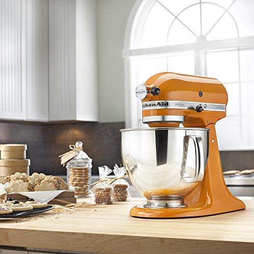 KitchenAid 5-Qt. Stand Mixer Tangerine
