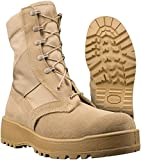 Military Issue US Army GI Genuine Men's Blemished Hot Weather Slip Resistant Waterproof Combat Boots by Altama