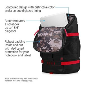 HP-Montego-X0R83AAUUF-Backpack-for-156-inch-Laptops-Red-and-Black