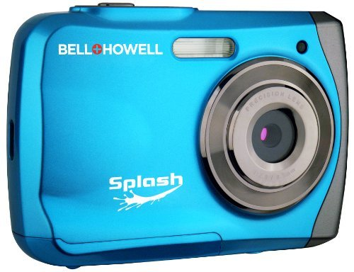 Bell+Howell Splash WP7 12 MP Waterproof Digital Camera
