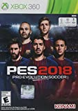 Pro Evolution Soccer 2018 - Xbox 360 - Standard Edition