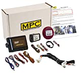 MPC Complete Factory Remote Activated Remote Start Kit for 2014-2018 Subaru Forester - with T-Harness and Software Loader