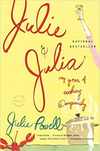 Julie and Julia Book Cover