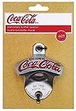 TableCraft Coca-Cola Wall Mount Bottle Opener (CC341)