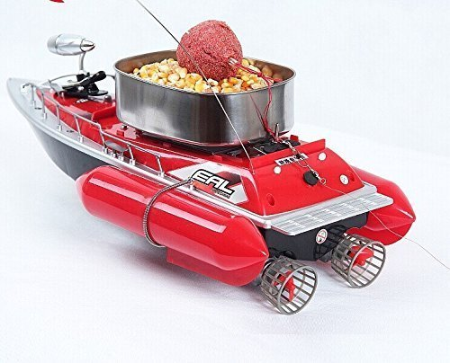 2015 New Goture Mini RC Bait Fishing Boat 200M Remote Fish Finder Boat Fishing Lure Boat
