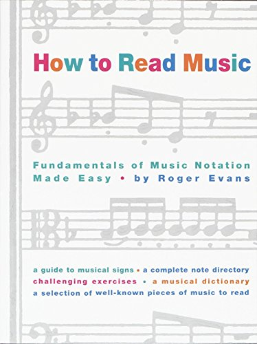How to Read Music: Fundamentals of Music Notation Made Easy