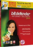 Bitdefender Internet Security 2011 with Tuneup 3 PCs/1Year