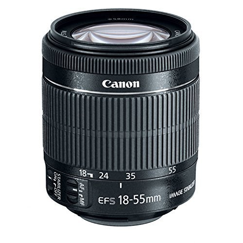 Canon EF-S 18-55 STM White Box