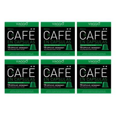 Viaggio-Espresso-Cpsulas-de-caf-compatibles-con-mquinas-Nespresso-Brasil-60-Cpsulas