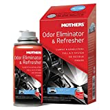 Mothers 06811 Odor Eliminator & Refresher, New Car Scent