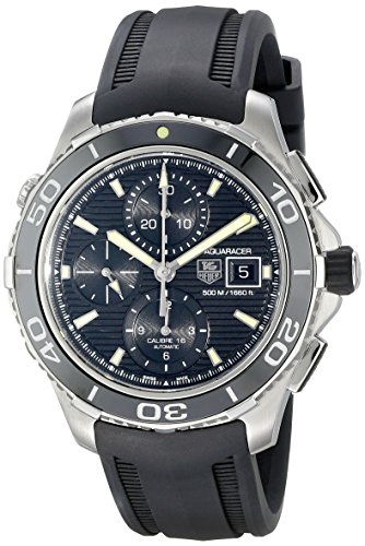 51iZ3HYkBCL Tag heuer Aquaracer rubber strap Sapphire crystal, water resistant to 500 M Swiss-automatic Movement