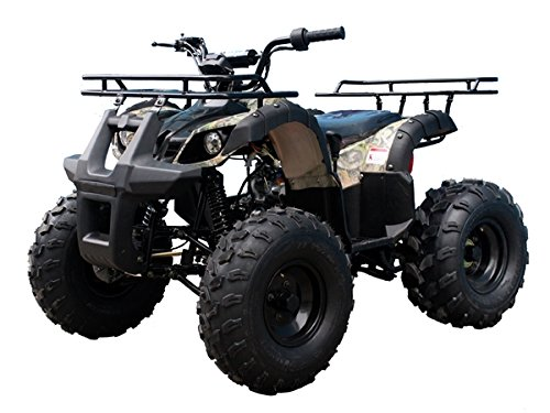 Brand New Youth Size ATV with 110cc engine and  Big Rugged Wheels with REVERSE (TREE CAMO )
